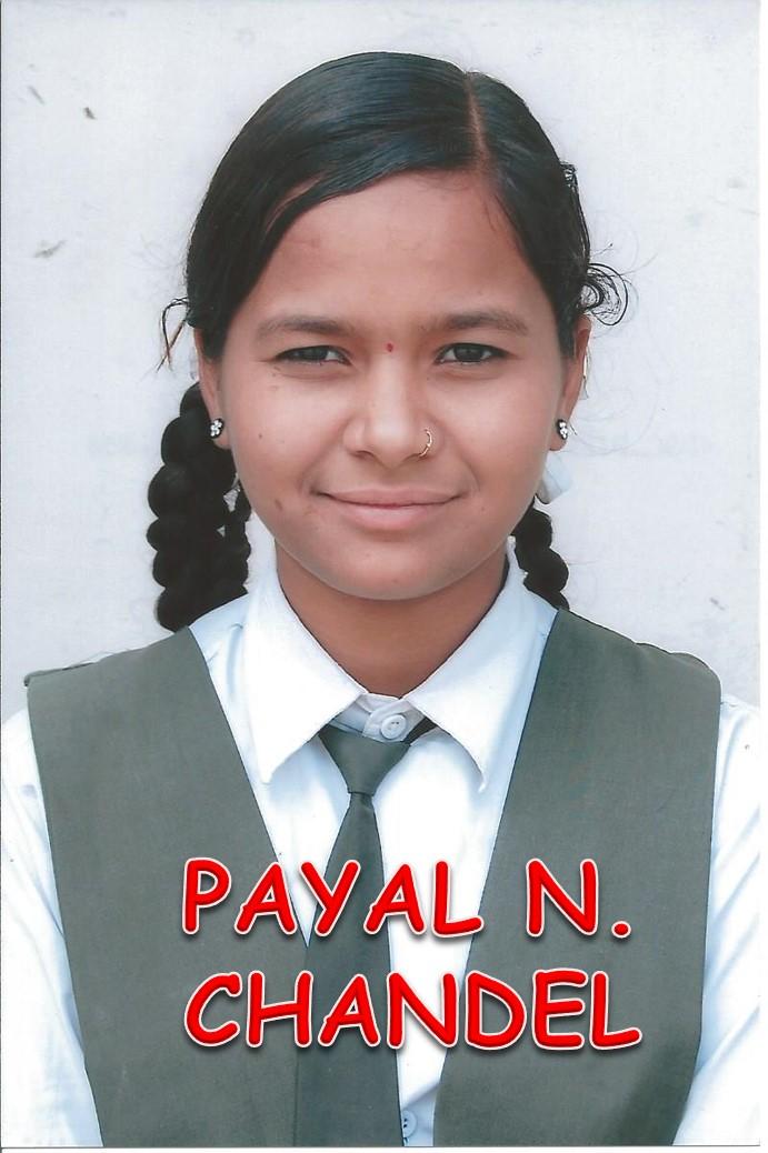 (58) Payal Naresh Chandel