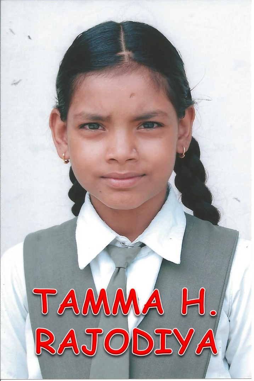(59) Tamma Harisingh Rajodiya