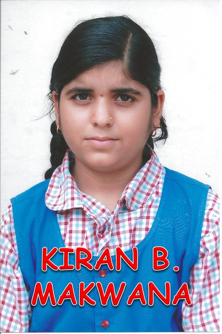 (35) Kiran Bhurelal Makwana