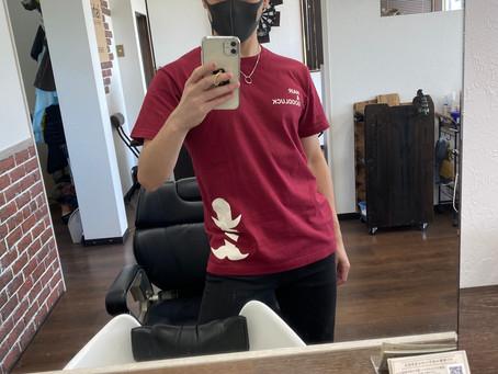 サロンTシャツ新色追加(^^♪