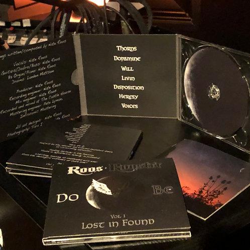 """LIMITED EDITION """"OG Black Run CD"""" Signed CD & Booklet"""