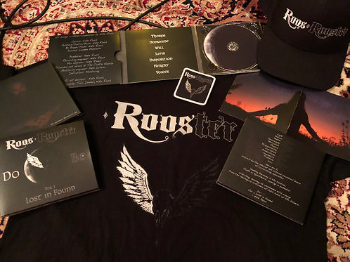 "LIMITED EDITION SIGNED ""OG BLACK RUN"" BUNDLE"