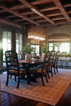 Shoreview Farmhouse Dining