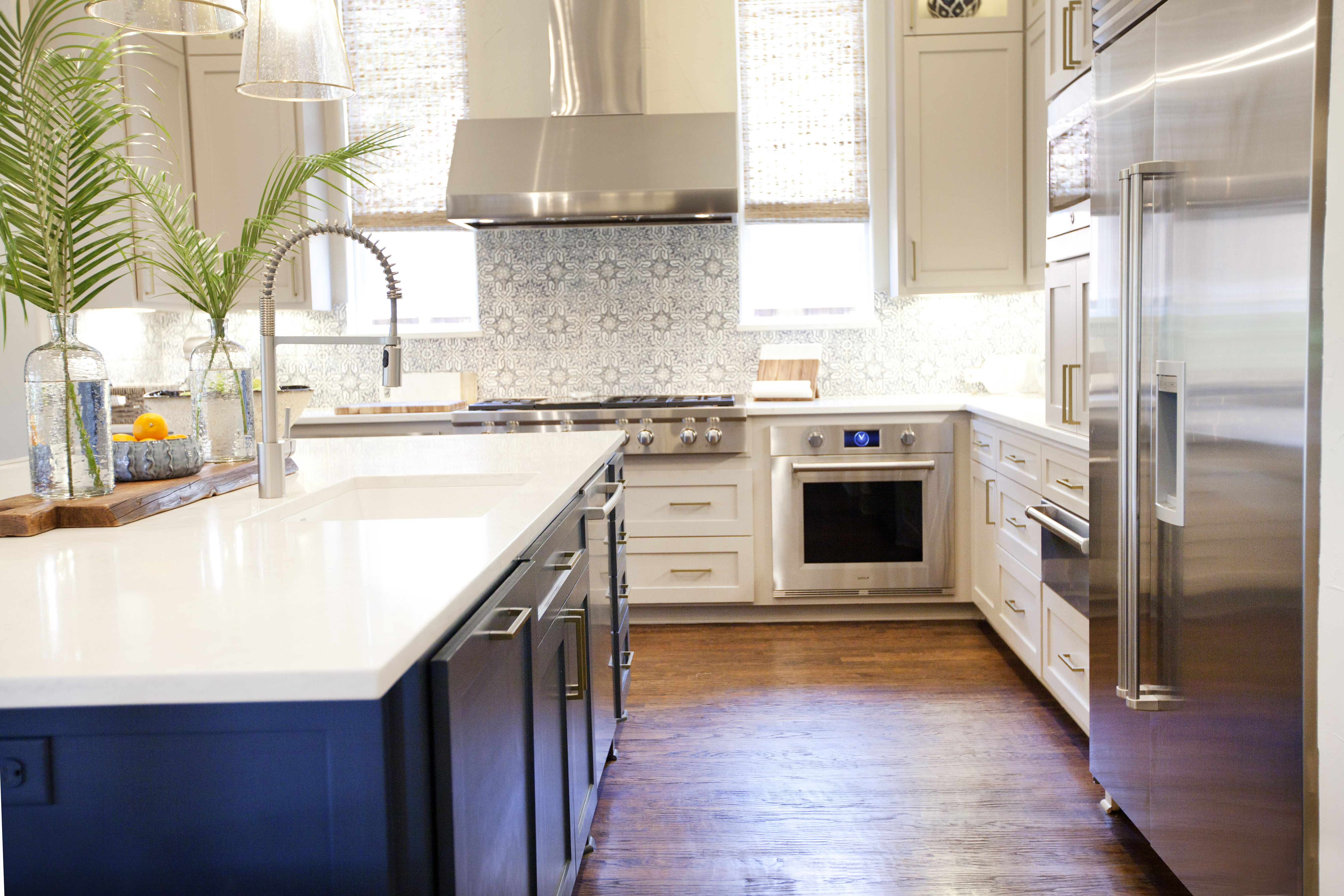 Templin Transitional Kitchen