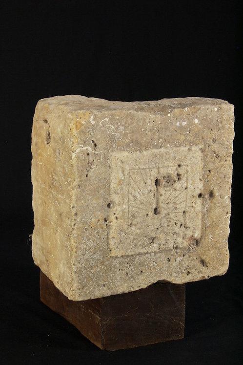 An early stone sundial  (F37)