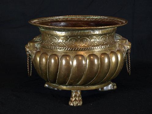 A round copper vessel, 17th/18th century  (Q22)
