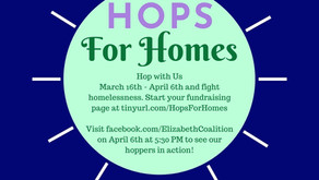 Get Hoppin' - First Hops for Homes Event