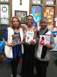 Authors Marva, Renaee and Avalon - 2020