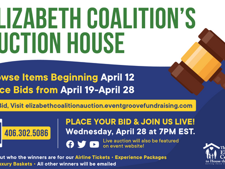 Join The Coalition's First-Ever Auction!