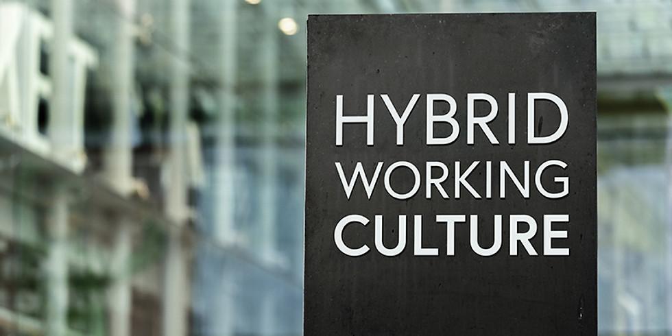 #8 NEW WORK: hybrid work