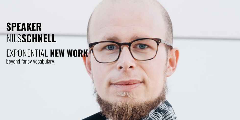 #14: FUTURE OF WORK with Nils SCHNELL