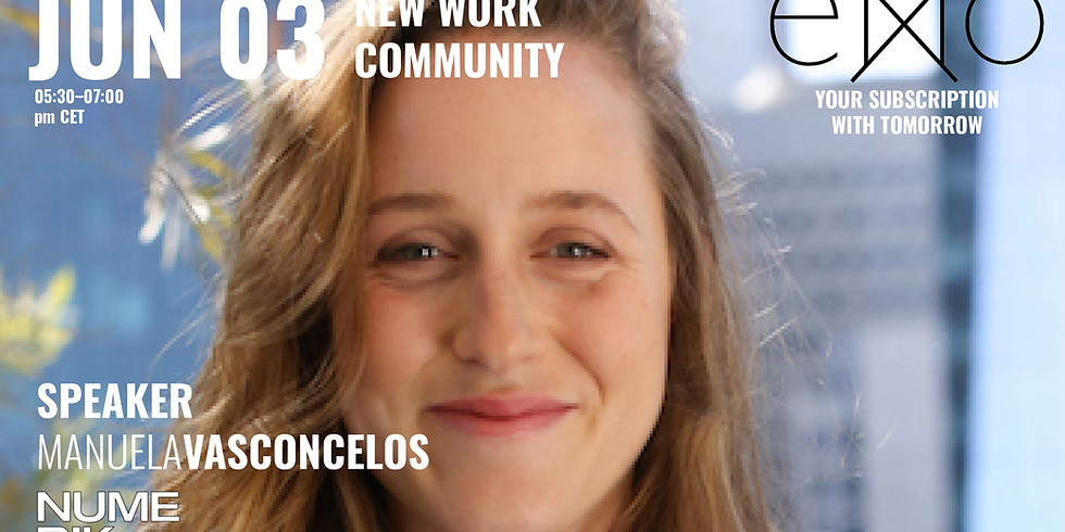 #4 NEW WORK: NEW WORK and COMMUNITY