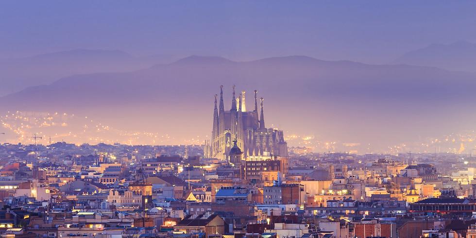 EXPLORE EUROPE: BARCELONA