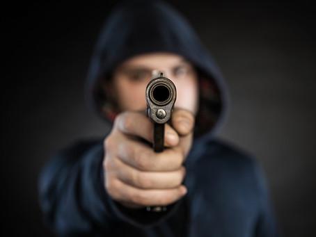 Not a Gun kills a Man –The Shooter kills a Man