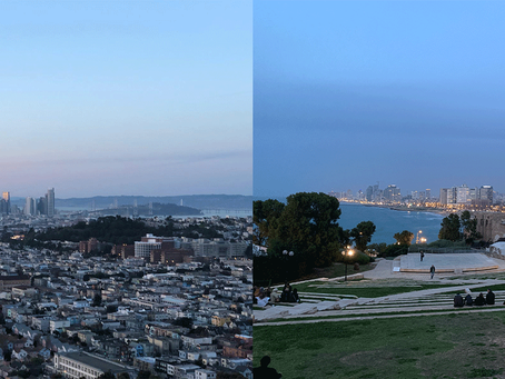 Silicon Valley versus Startup Nation