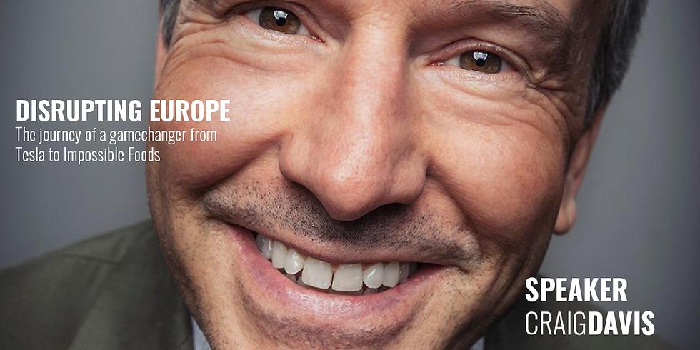 #8: THINK INTERNATIONAL: Disrupting Europe
