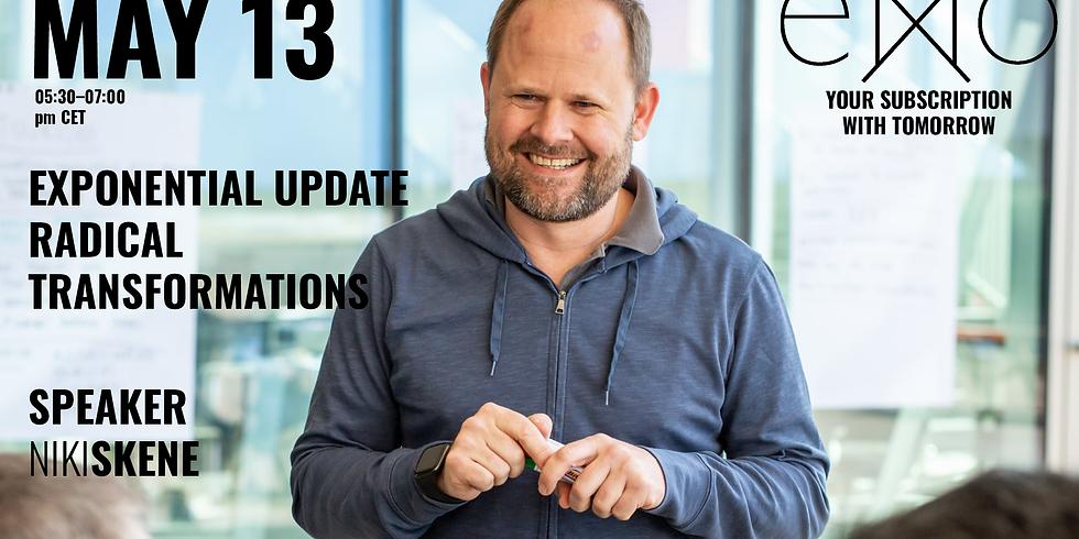 #1 Inaugoration & Exponential Update