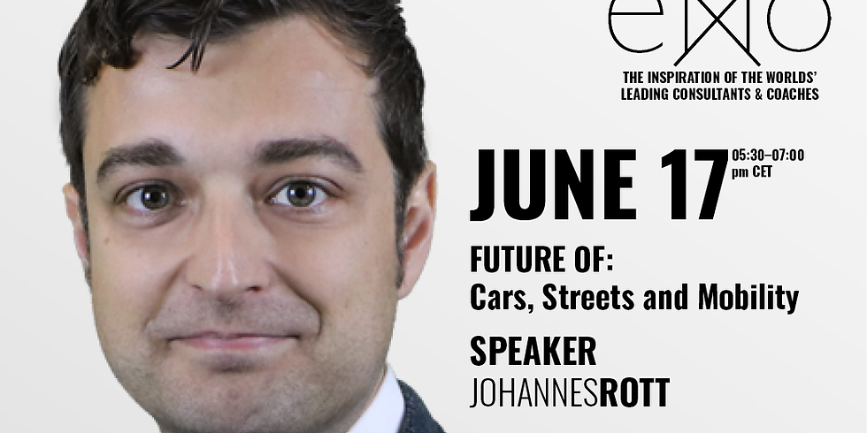 #6 FUTURE OF: Cars with Johannes Rott