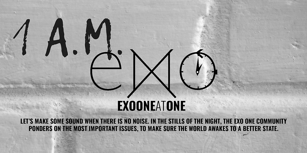 EXO ONE at ONE