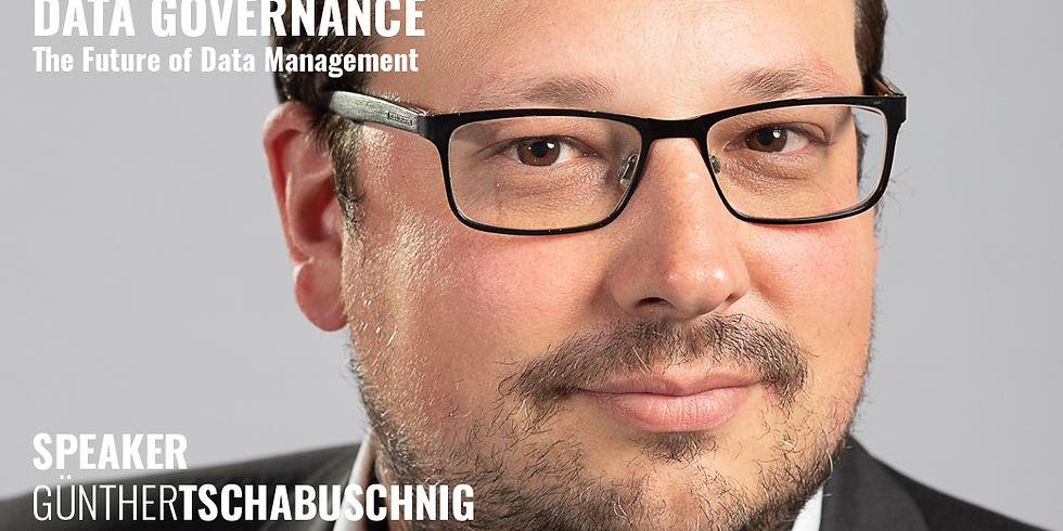 #9 EXPONENTIAL UPDATE: Data Governance with Günther Tschabuschnig