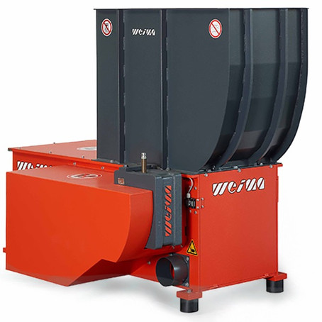 Saving space and money with WEIMA shredders