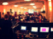 Ten4 event support, Iive production, webcasting, crew