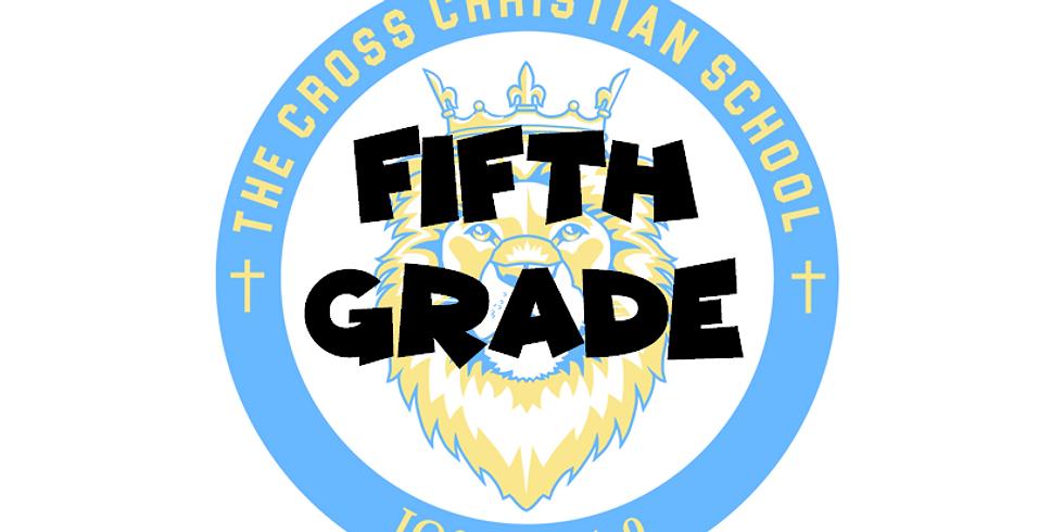 2021-2022 Fifth Grade Enrollment