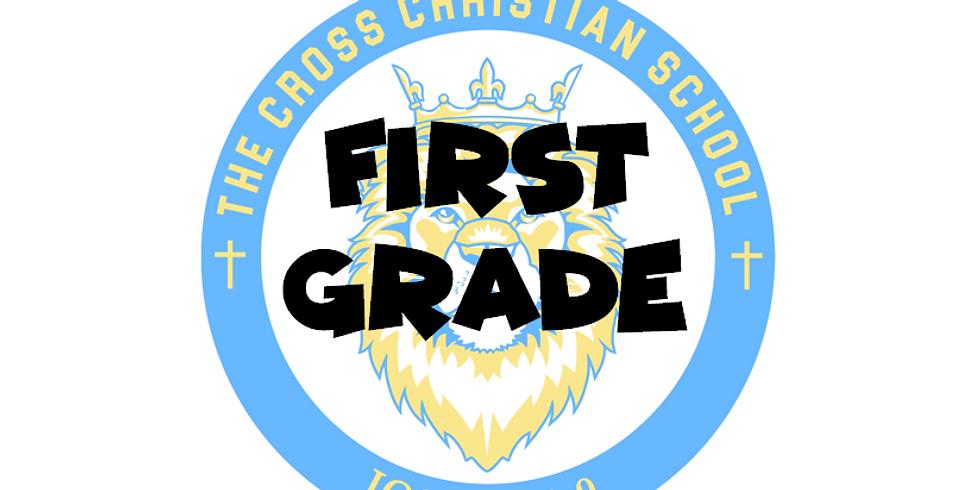 2021-2022 First Grade Enrollment