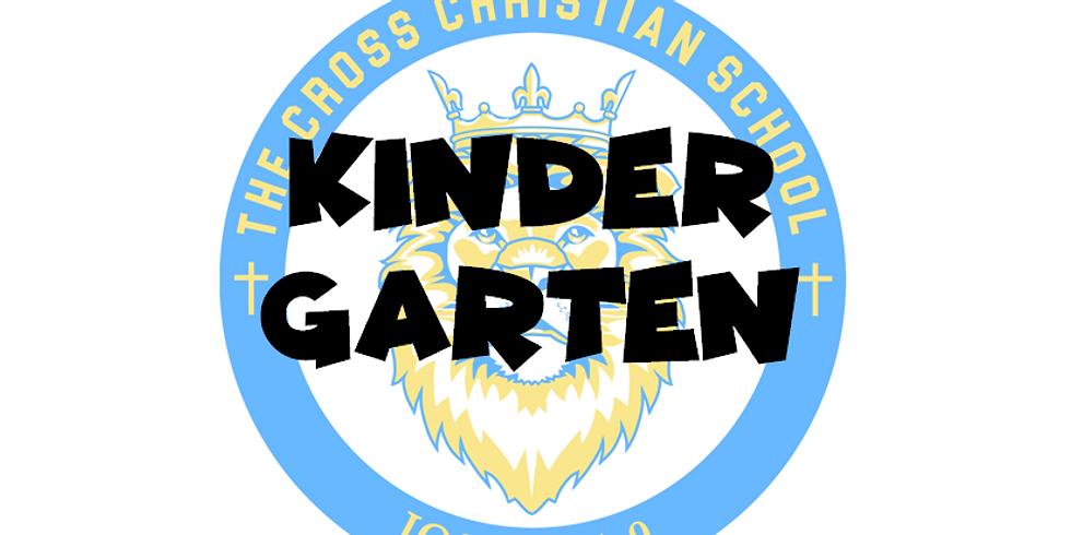 2021-2022 Kindergarten Enrollment