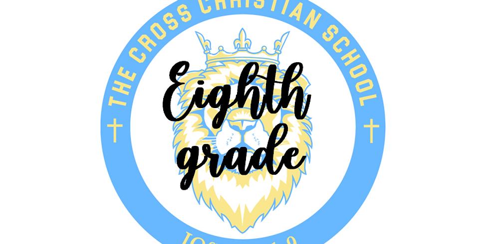 2021-2022 Eighth Grade Enrollment
