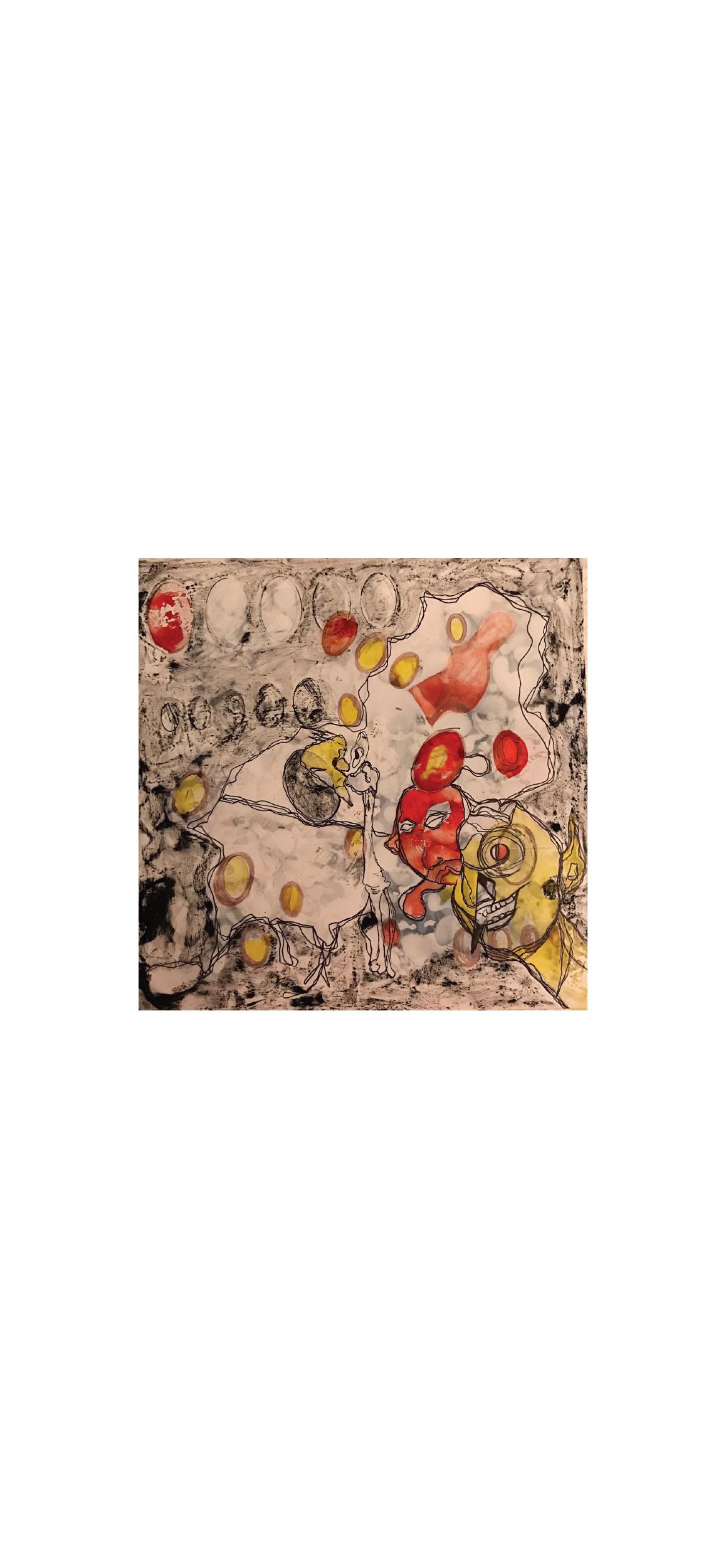 """""""Eggsquity"""", 2016"""