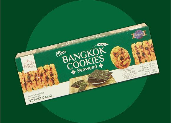 BANGKOK COOKIES รสสาหร่าย 100 กรัม