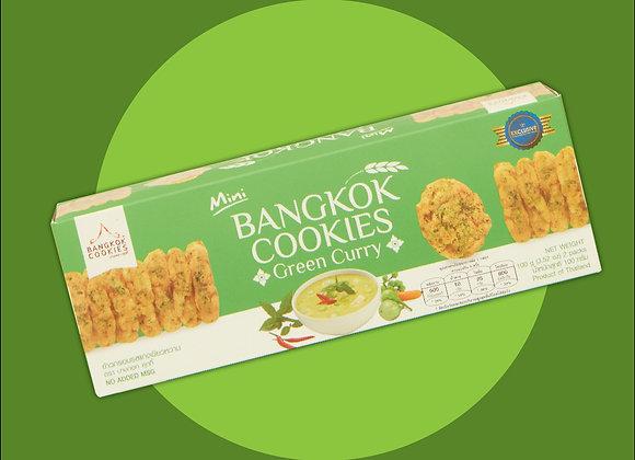 BANGKOK COOKIES รสแกงเขียวหวาน 100 กรัม