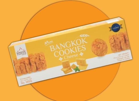 BANGKOK COOKIES รสชีส 100 กรัม