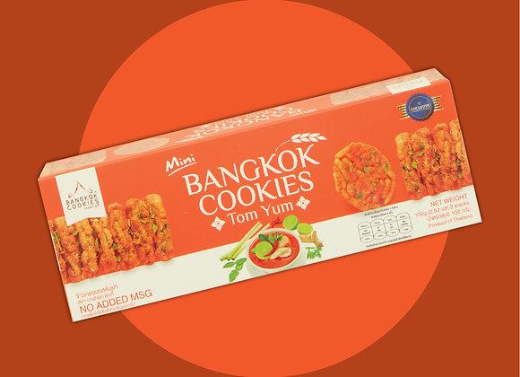 BANGKOK COOKIES รสต้มยำ 100 กรัม
