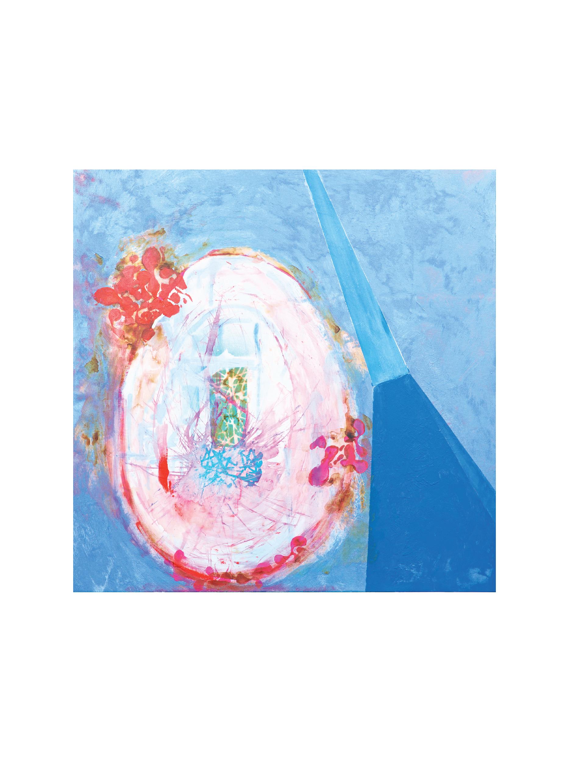"""""""Eggblast"""", 2017"""