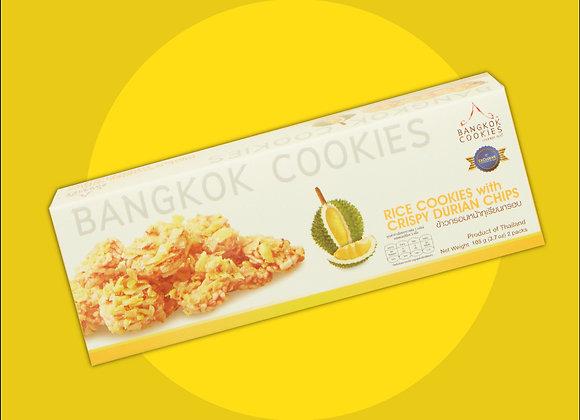 BANGKOK COOKIES รสทุเรียน 100 กรัม