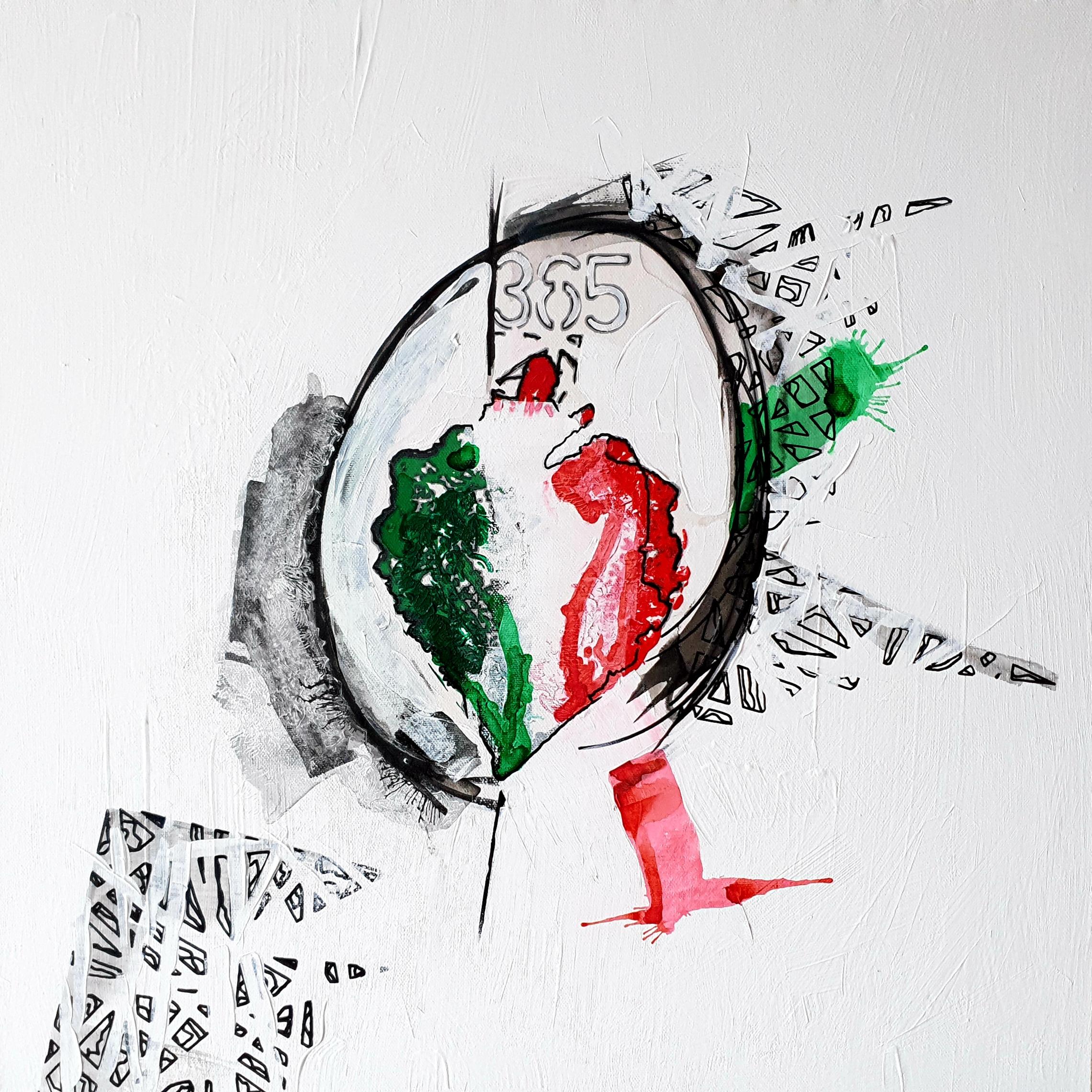 """""""Cuori Italiani, uno al giorno"""",2562"""