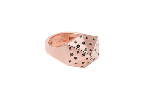 Blush Star Ring