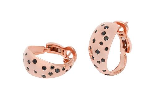 Blush Moon Earrings