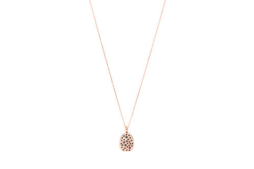 Blush Moon Necklace