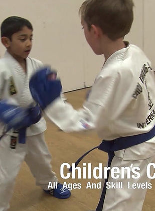 childrens martial art classes richmond