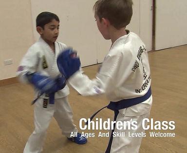 childrens martial art classes richmond