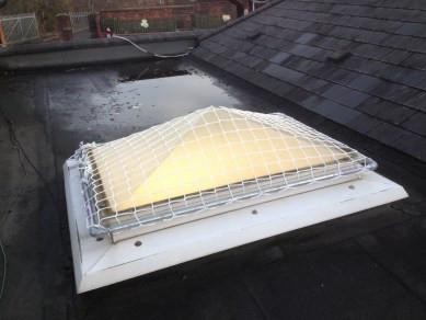 Why Skylight Netting?