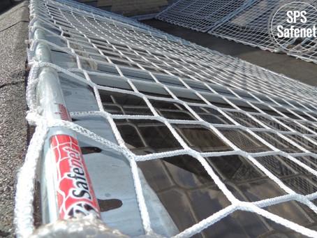 Roof Edge Protection - THE Alternative Around Fragile Skylights