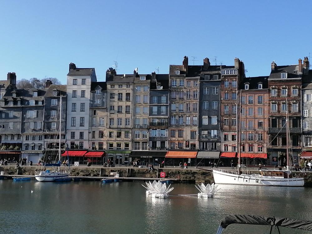 Le Vieux Bassin - Honfleur @Sandrine Pérégrine