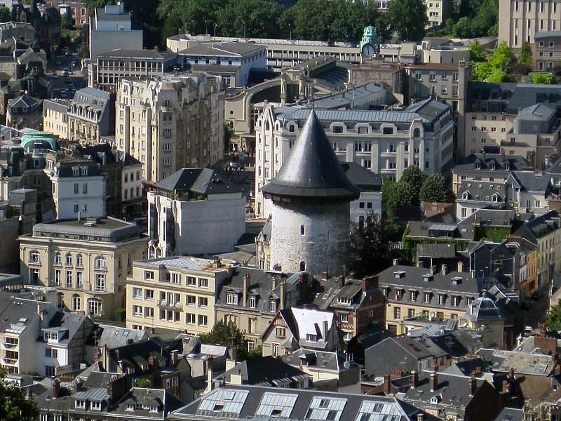 @Alphaclem - château de Rouen