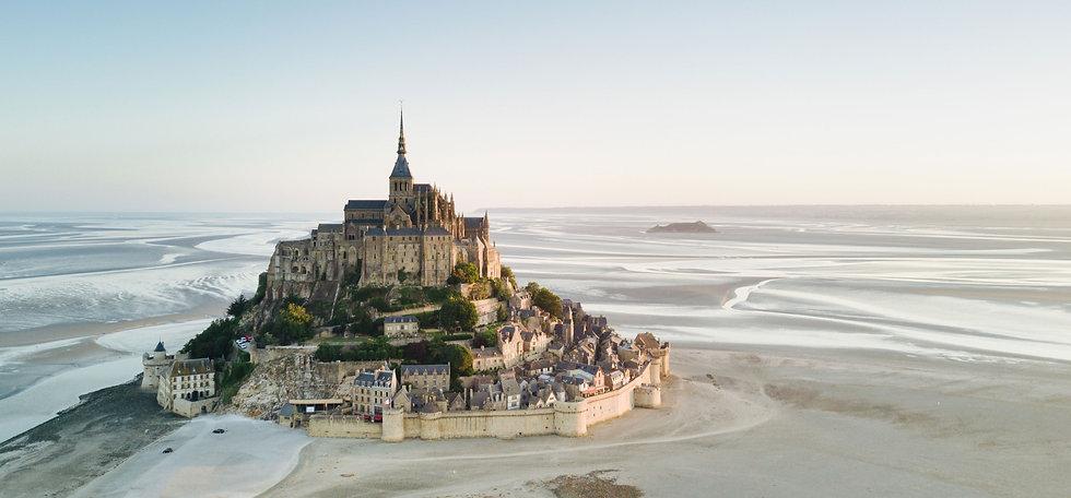 Mont Saint Michel et sa baie