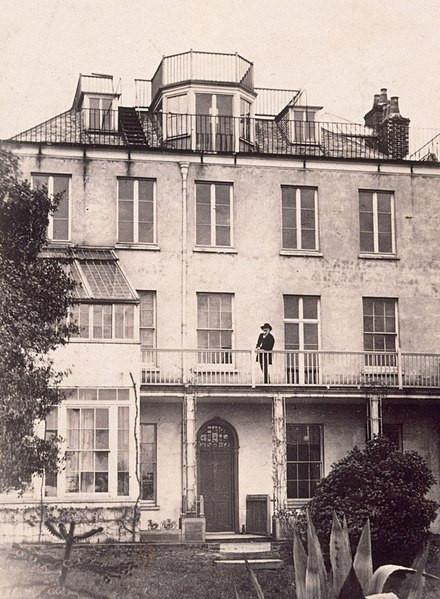 Victor Hugo à Hauteville House Guernesey Maison de Victor Hugo Paris Musée
