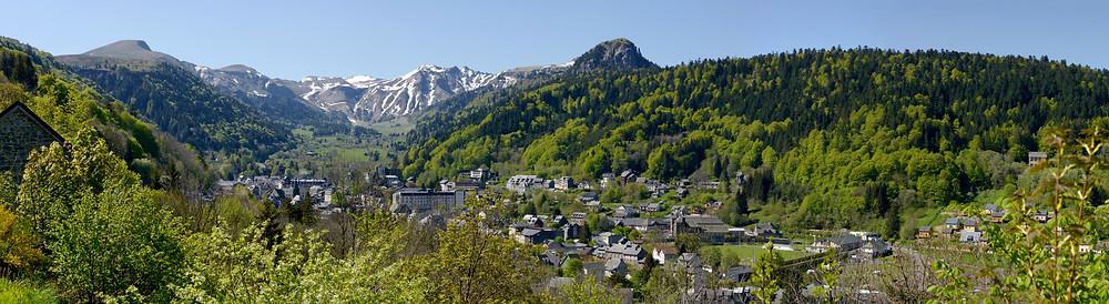 La vallée du Mont Dore et du Sancy - Wikimedia Commons - Own Work - Sptéphane Déniel